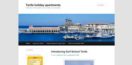 tarifa apartments